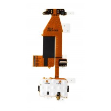 Flex Cable Nokia 6700 Slide with Upper PCB Keyboard,Front Facing Camera and Microphone OEM