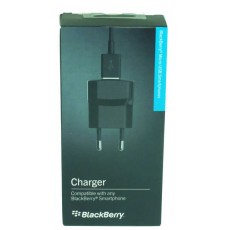 Travel Charger BlackBerry ACC-39501-201 with Detachable Cable Micro USB 750 mAh