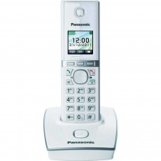 Dect/Gap Panasonic KX-TG8051 (EU) White with Hands Free Connector