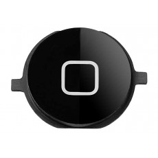 Outer Home Button Apple iPhone 4S Black Original
