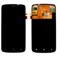Original LCD & Digitizer for HTC One S Black without Tape