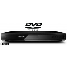 DVD player Philips DVP2880 HDMI Μαύρο με Υποδοχή Usb