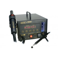 Soldering Station Aoyue Int852A++ 550W with Vacuum Suction