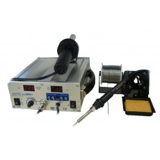 Soldering Station Aoyue Int899A+ 35W with Hot Air 600W