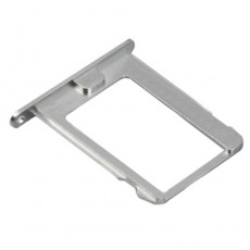 Sim Card Tray Sim Apple iPhone 4/4S Silver Original