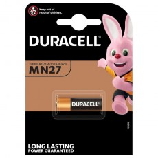 Battery Αlkaline Security Duracell 12V size MN27 Pcs. 1