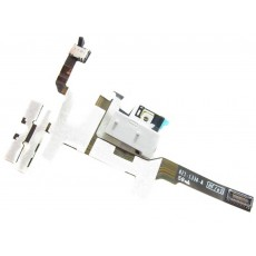 Jack Connector Apple iPhone 4S with Volume and Mute Button White Original
