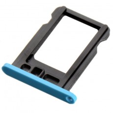 Sim Card Tray Sim Apple iPhone 5C Blue Original