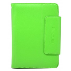 Book Case Ancus Teneo Universal for Tablet 7'' - 8'' Inches Green (20 cm x 13.5 cm)