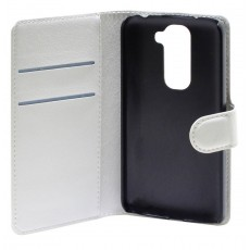 Book Case Ancus Teneo for LG G2 Mini D620 White
