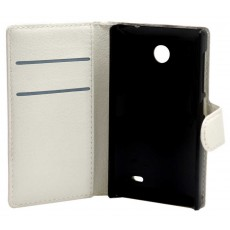 Book Case Ancus Teneo for Nokia X White