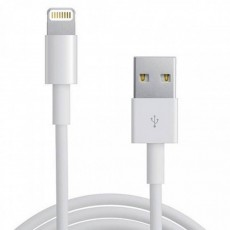 Data Cable Apple for iPhone 5/5S/5C/6 Lightning MD818ZM Original Bulk