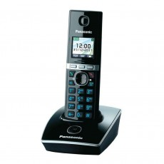 Dect/Gap Panasonic KX-TG8051 (EU) Black with Hands Free Connector