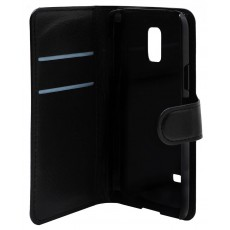 Book Case Ancus Teneo for Samsung SM-G800F Galaxy S5 Mini Black