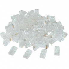 Ethernet Plug Jasper RJ45 50 Pieces