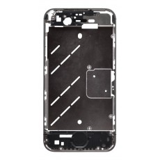 Middle Cover Frame Apple iPhone 4S Silver Original Swap