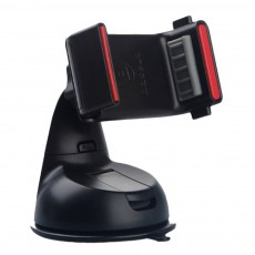 "Super Car Mount Baseus Black for Smartphones up to 6"" Inches"