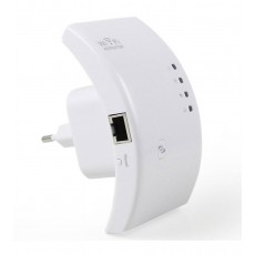 Wireless 802.11N Repeater AP 300Mbps White CL-WR01