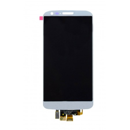 LCD & Digitizer for LG G2 D802 White without Frame OEM Type A