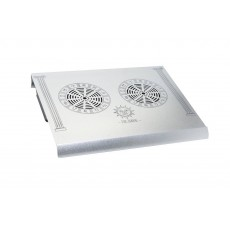 Laptop Cooler Mobilis Zodiac Silver for Laptop up to 15""