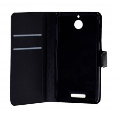 Book Case Ancus Teneo for HTC Desire 510 Black
