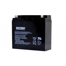 Battery for UPS Motoma SLA-MS12V18 (12V 18.0 Ah) 5 kg 180mm x 165mm x 70mm