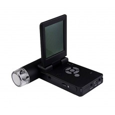 "Microscope Mobile with Professional Lens 5 Mefapixels. 8 Led, 3"" TFT with Photo & Video Capture Operation"