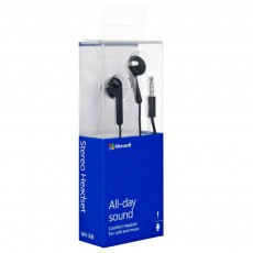 Hands Free Stereo Microsoft WH-308 for 550/950 3,5 mm Black