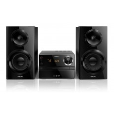 HiFi Micro System Philips 70W BTM2360 Black with MP3 Link,USB Port and Bluetooth