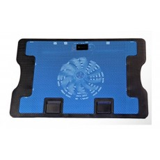Laptop Cooler Mobilis Cooling Pad 638 (A) Blue for Laptop up to 17""