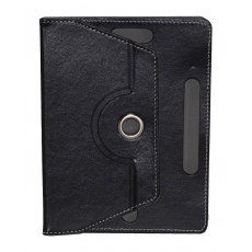 "Book Case Ancus Rotate Universal for Tablet 8"" Inches Black (22 cm x 16 cm)"