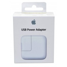 Travel Charger Apple 12W A1401 MD836ZM/A for iPhone/ iPad/ iPod 2400mAh Original