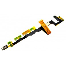 On/Off Switch Button Sony Xperia Z5 Compact E5803/ E5823 with Side Keys and Flex Cable Original 1293-7591
