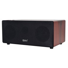 Speaker Stereo Epoch D-210 2.1 2.5W+3Wx2 RMS Brown with USB 30x18x12mm