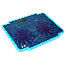 Laptop Cooler Mobilis K17 Blue for Laptop up to 15.6""