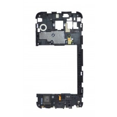 Middle Frame Cover LG Nexus 5X H791 with Buzzer, Antenna and Fingerprint Sensor Black Original ACQ88433712