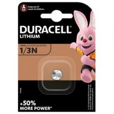 Battery Lithium Pil Duracell 1/3N CR11108 3V Pcs. 1