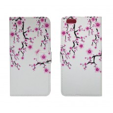 Book Case Ancus Art Collection for Apple iPhone 6 Plus/6S Plus Almond Tree