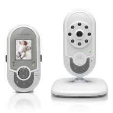 "Baby Monitor Motorola MBP621 with 1.8"" Diagonal Colour Screen, Room Temperature Dislpay and Up to 300m Range"
