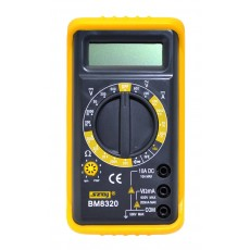 Digital Multimeter SZBJ ΒΜ8320