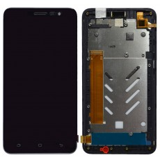 Original LCD & Digitizer Hisense F20 Black with Frame and Receiver 1025169