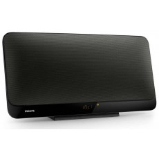 HiFi Micro Music System Philips 20W Multipair BTM2460 Black with MP3-CD, MP3 Link,USB Port and Bluetooth Multipair
