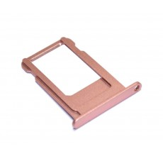 Sim Card Tray Sim Apple iPhone 6S Pink Original