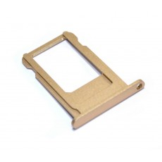 Sim Card Tray Sim Apple iPhone 6S Gold Original
