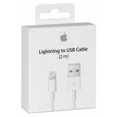 Data Cable Apple for iPhone 5/5S/5C/6 Lightning MD819ZM 2m Original