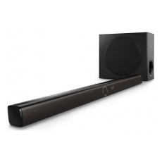 Soundbar Philips HTL3160B/12 200W 3.1 CH Wireless Subwoofer,Bluetooth, NFC, HDMI ARC, Dolby Digital, Dolby pro-logic 2
