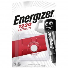 Buttoncell Energizer Lithium CR1220 3V Pcs. 1