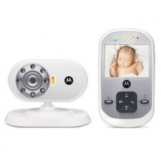 "Baby Monitor Motorola MBP622 with 2.4"" Diagonal Colour Screen, Infared Night Vision and Up to 160m Range"