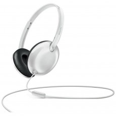 Stereo Headphone Philips SHL4405WT/00 for Apple-Samsung-Sony-Huawei-LG with Microphone 3.5 mm White