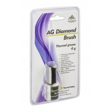 Thermal Grease TermoPasty AG Diamond Brush 4gr Suitable for Processors and Chipsets